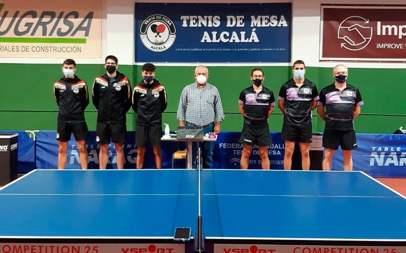 Regreso a la competición para los equipos del CTM Jaén