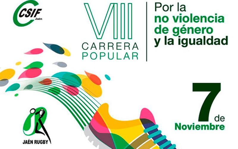 La VIII Carrera de CSIF por la No Violencia de Género y la Igualdad será el 7 de noviembre