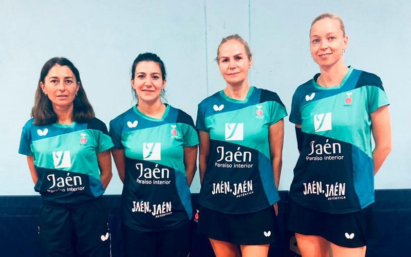 Buen inicio de curso para los equipos de Hujase Jaén
