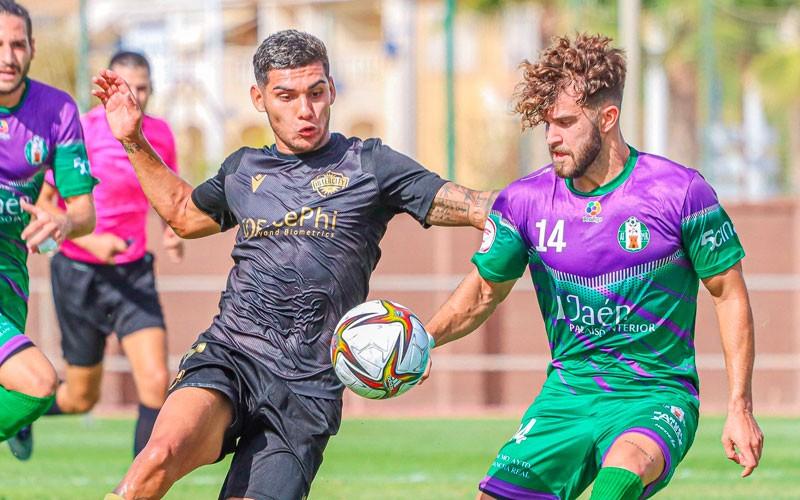 Derrota por la mínima del Atlético Mancha Real ante el Intercity