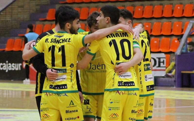 Jaén FS B y Linares Deportivo, finalistas de la Copa Presidente de fútbol sala