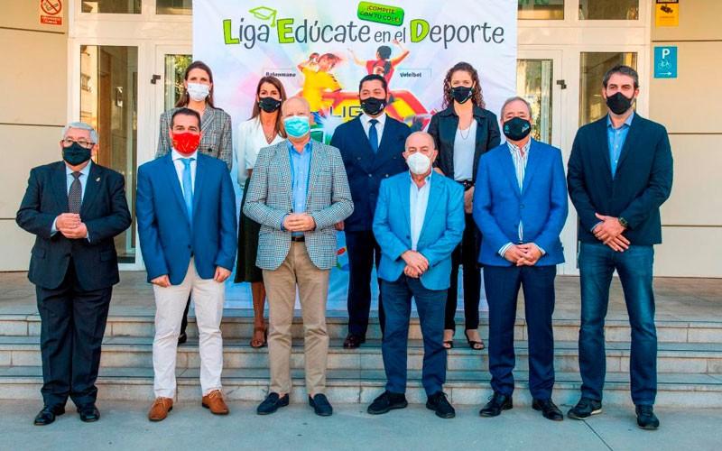 La Junta de Andalucía lanza la Liga LED para evitar el abandono prematuro de la práctica deportiva