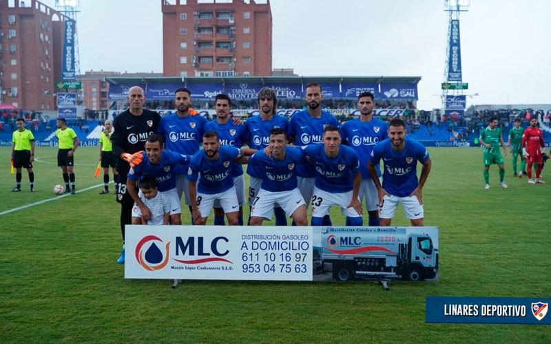 El Cornellá castiga los errores del Linares Deportivo