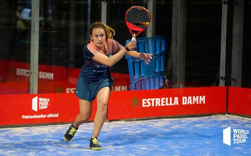 Marta Porras se estrena con victoria en el Menorca Open