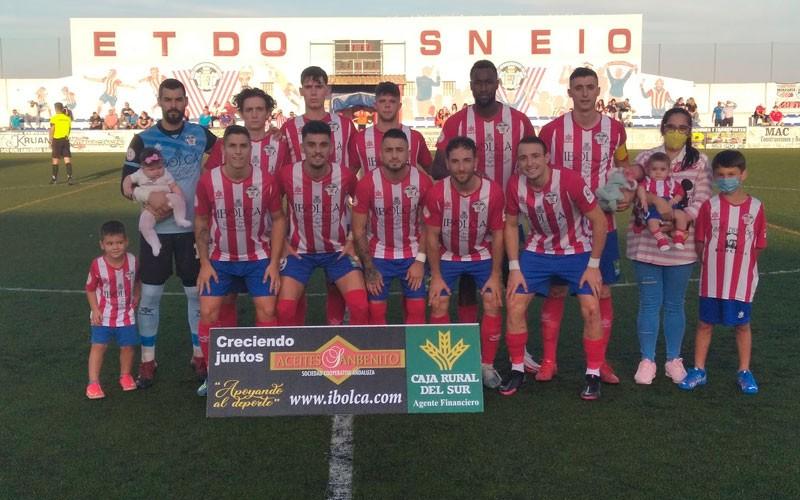 El Atlético Porcuna cae goleado en casa frente al Motril