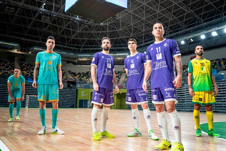 El primer partido de liga del Jaén FS en el Olivo Arena, el sábado 16 de octubre
