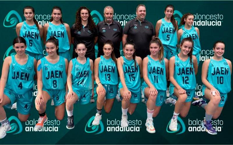 La selección provincial femenina afronta el Campeonato de Andalucía A8 cadete