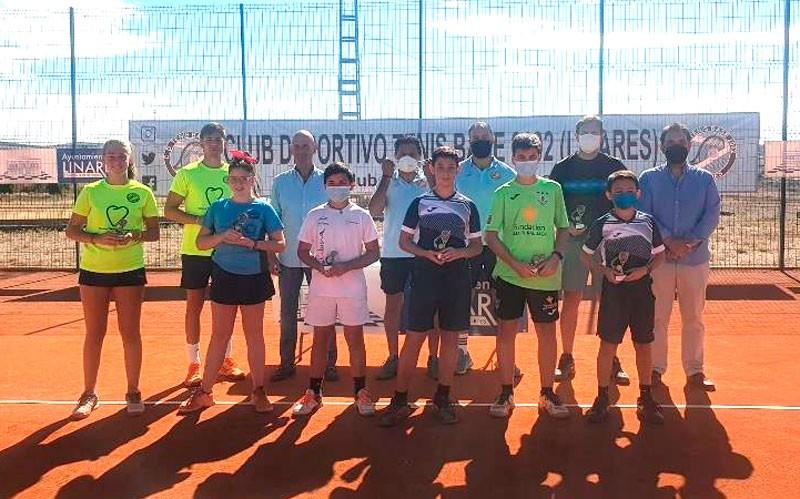 24 tenistas se citaron en la novena prueba del Circuito ATT Nivel-2 (promoción)
